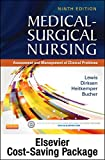 Medical-Surgical Nursing - Two-Volume Text and Elsevier Adaptive Learning and Quizzing Package (Retail Access Card), Lewis, Sharon L. and Dirksen, Shannon Ruff, 0323280331