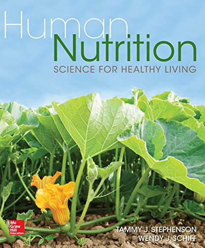 Human Nutrition: Science for Healthy Living Pdf