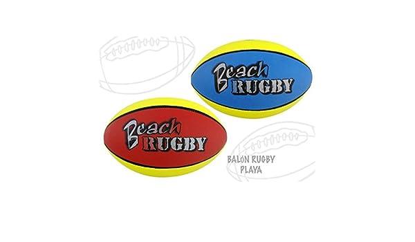 Balon rugby playa: Amazon.es: Juguetes y juegos