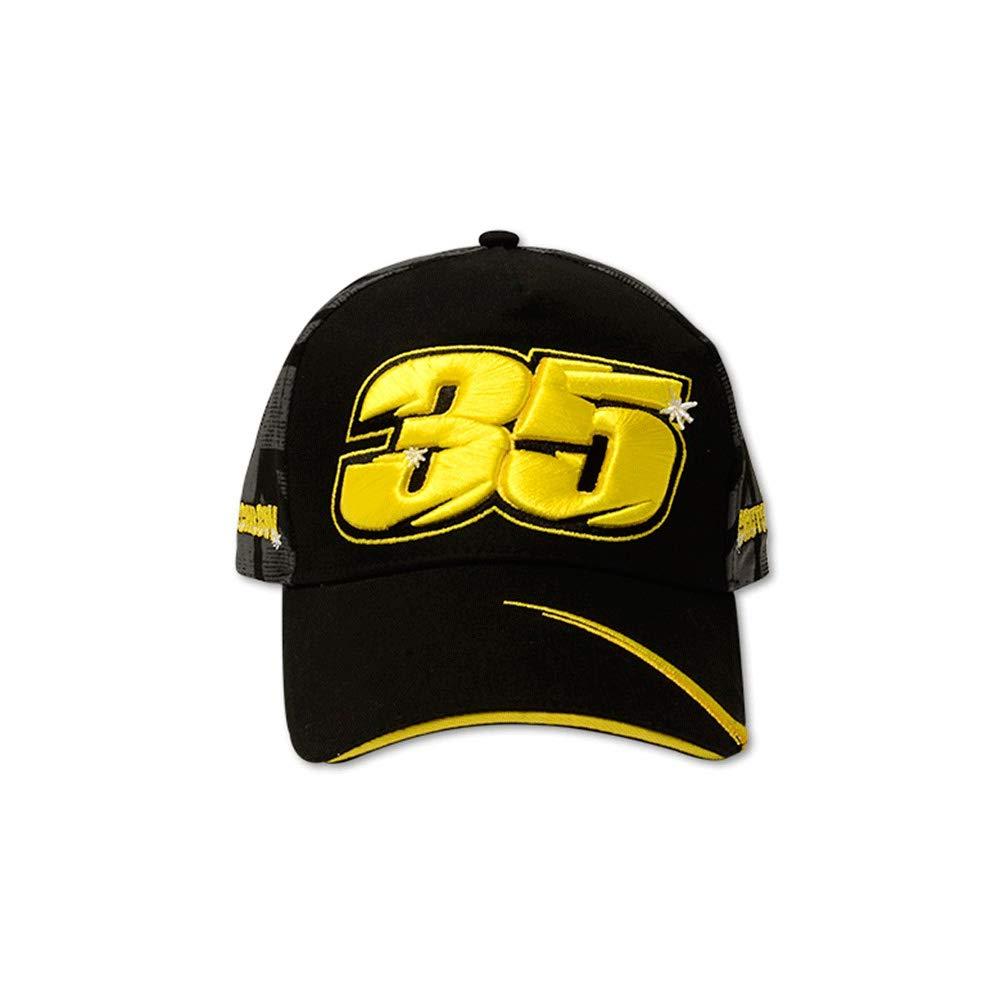 PADDOCK CAP CRUTCHLOW 35 BLACK UNIVERSAL VR46