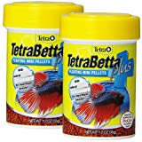 Tetra 77256 TetraBetta PLUS Mini Pellets, 2.4-Ounce