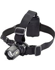 CAT CT4200 Headband flashlight LED Black flashlight - CAT CT4200, Headband flashlight, Black, Aluminium, LED, 220 lm, CREE LED