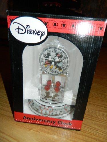 Disney Mickey & Minnie Mouse Anniversary Clock