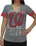 Womens WAS Nationals Athletic T-Shirt (Vintage Look)