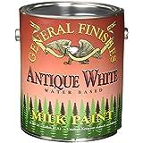 General Finishes Antique White Milk Paint, Gallon