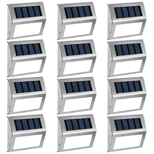 GIGALUMI 12 Pack Solar