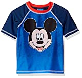 Disney Toddler Boys' Mickey Rashguard