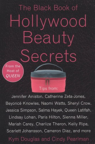- The Black Book of Hollywood Beauty Secrets