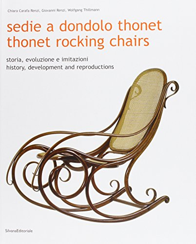 Thonet Rocking Chairs (Chiara Chair)