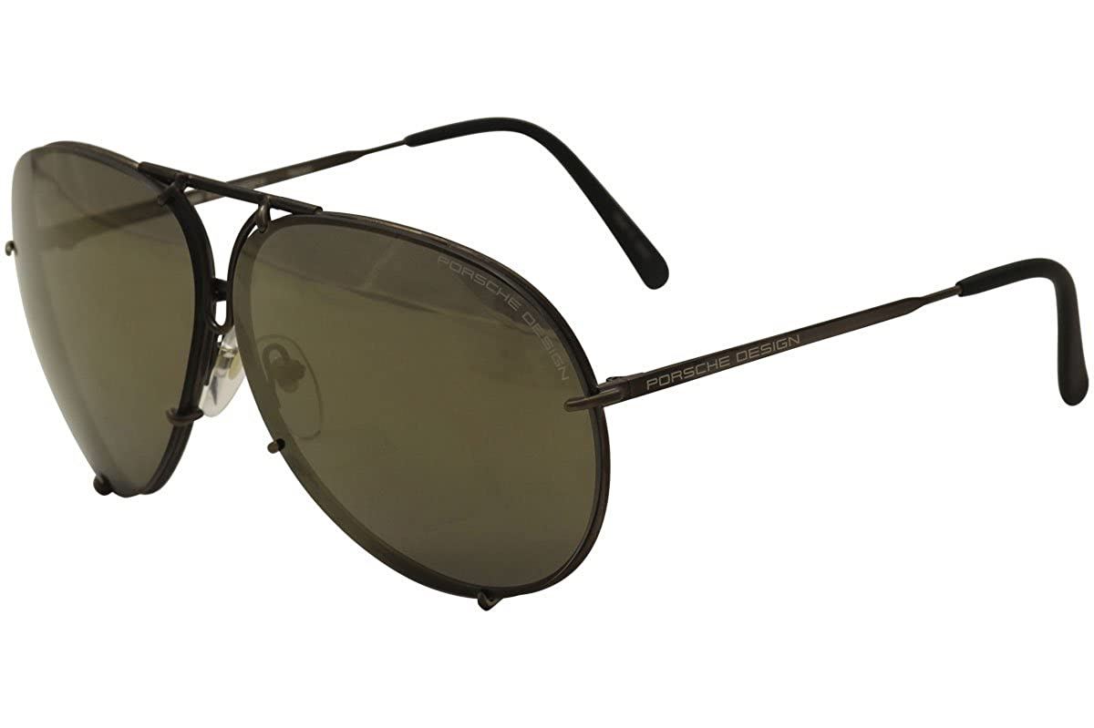 Amazon.com  Porsche Design P8478 P 8478 E Copper Pilot Sunglasses 63mm  W Extra Lens  Clothing 6a955f10c76