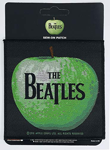 The Beatles Apple Woven Patch ()