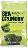 Cheap Sea Crunchy 100% Natural Seaweed Snacks with Wasabi Flavor, 0.35 Ounce (Pack of 12)