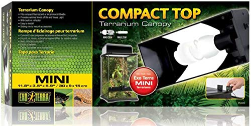 - Exo Terra Compact Top Canopy Mini