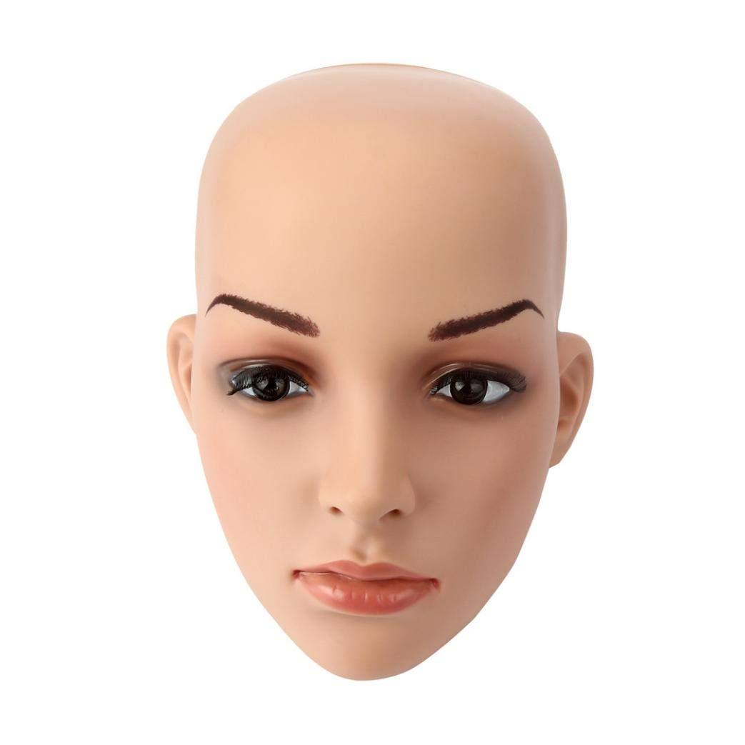 Mannequin DéTachable De Mannequin De Mannequin De Femme Mannequin TêTe Mannequin En Mousse Mannequin Femme En Styromousse Support Pour Perruque Chapeau Beauty Top