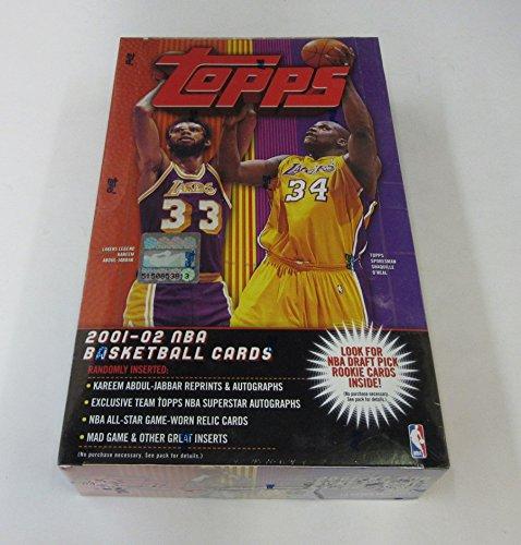 02 Topps Basketball - 1