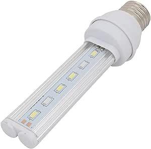 X-DREE Bar Shape LED Lamp Light Bulb AC 220-240V 50Hz 3W E27 for Fishtank (6955ea62-a222-11e9-8d7c-4cedfbbbda4e)