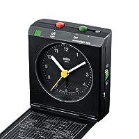 Braun Flip-Cover Analog Alarm Clock by B...