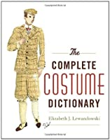 The Complete Costume Dictionary Front Cover