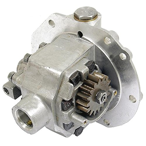 Hydraulic Pump Type - 81824183 Tractor Gear Type Hydraulic Pump made to fit Ford 3550 4000 4140 4330