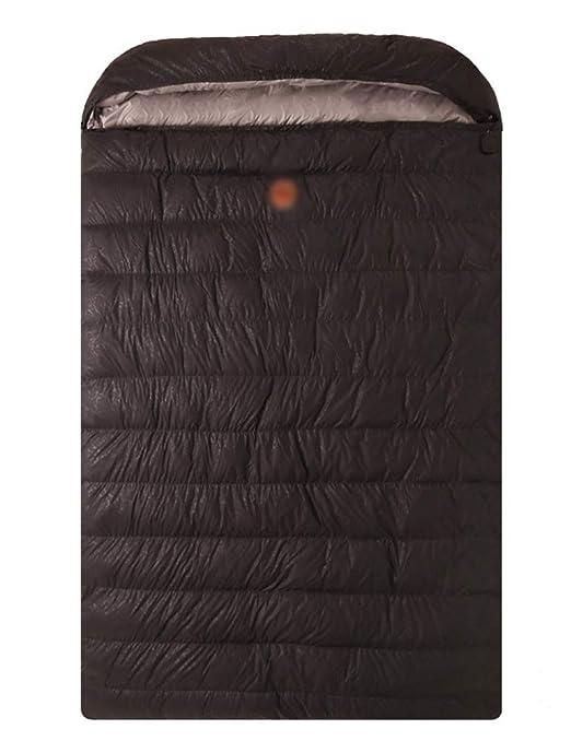 HJQJP666 - Saco de Dormir para Acampada o Acampada, diseño ...