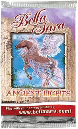 - Bella Sara Horses Trading Card Game Series 4 Ancient Lights Booster Pack