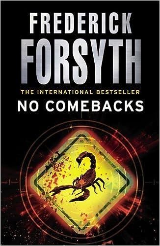 No Comebacks Amazon De Frederick Forsyth Fremdsprachige Bucher