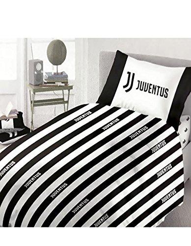Completo lenzuola F.C. Juve Juventus ufficiale per letto Piazza e Mezza  Amazon.it Casa e cucina