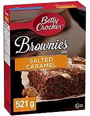 Betty Crocker Brownies Mix Salted Caramel, 521 Grams
