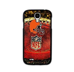 Tomhousomick Custom Design The NFL Team Cleveland Browns Case Cover for Samsung galaxy S4