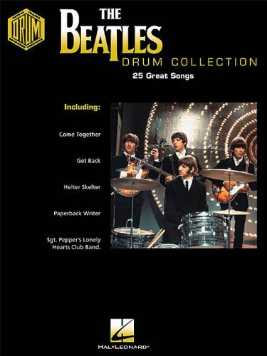The Beatles Drum Collection by Beatles (Recorder) (1-Sep-2000) Paperback (Beatles Drum Collection)