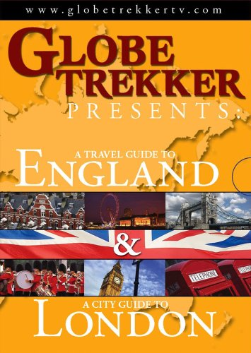Globe Trekker: A Travel Guide to England/A City Guide to London / DVD