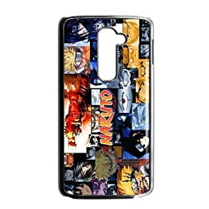 Anime Naruto Plastic Protective Case Slim Fit For LG G2 (Fit for AT&T)