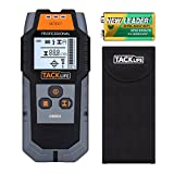 Stud Finder, Tacklife DMS03 Cable Detector Multi-Wall Detector Large LCD Backlight Scanner for Magnetic/Non-Magnetic Metal, AC Wire, Wood Finder with Deep Detecting