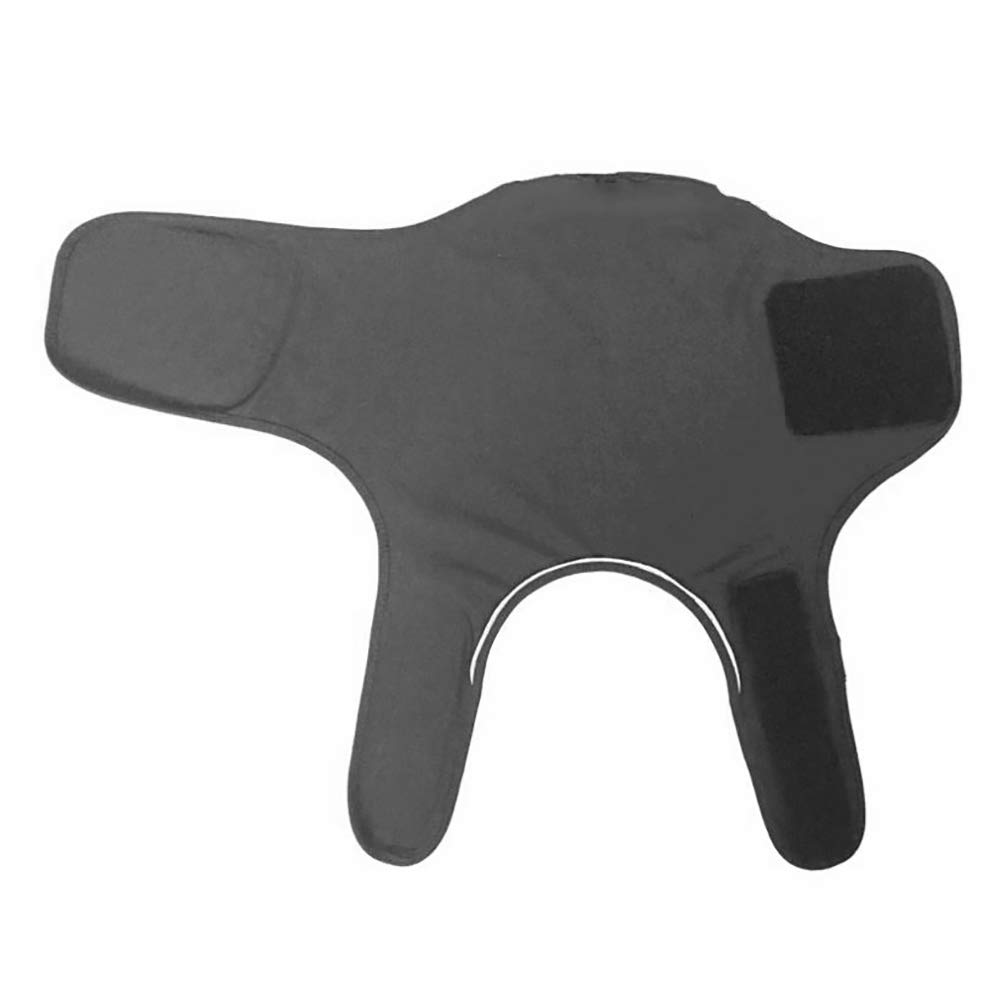 Ushero Dog Anxiety Calming Wrap, Free Way to Soothe Dog Anxiety Calming Compression Shirt Dog Vest for Pet Stress Relief