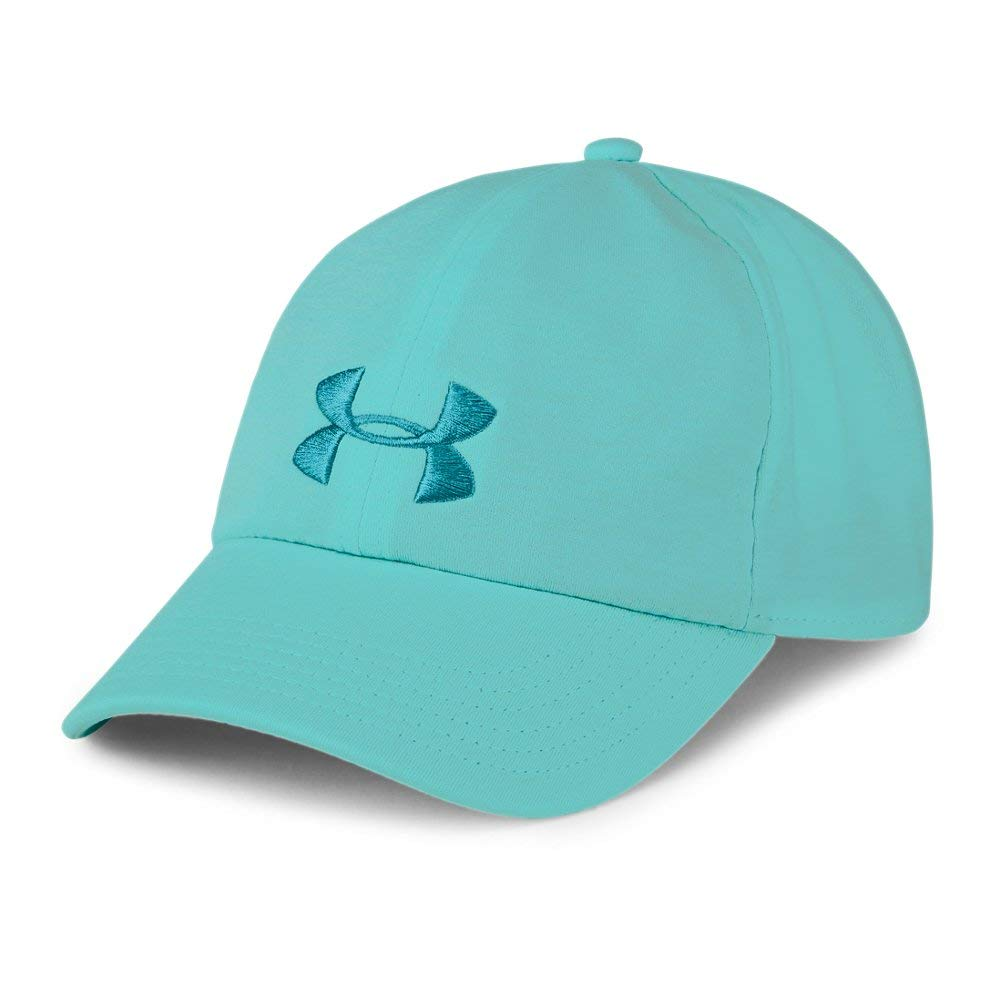 Under Armour Women's Twisted Renegade Cap, Tropical Tide (425)/Desert Sky, One Size