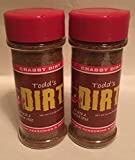 Crabby DIRT Small 3.3 oz (2 Bottle Special)