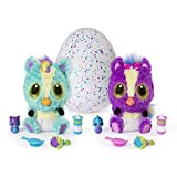 Hatchimals, HatchiBabies Ponette, Hatching Egg with Interactive Toy Pet Baby (Styles May Vary), for Ages 5 and Up
