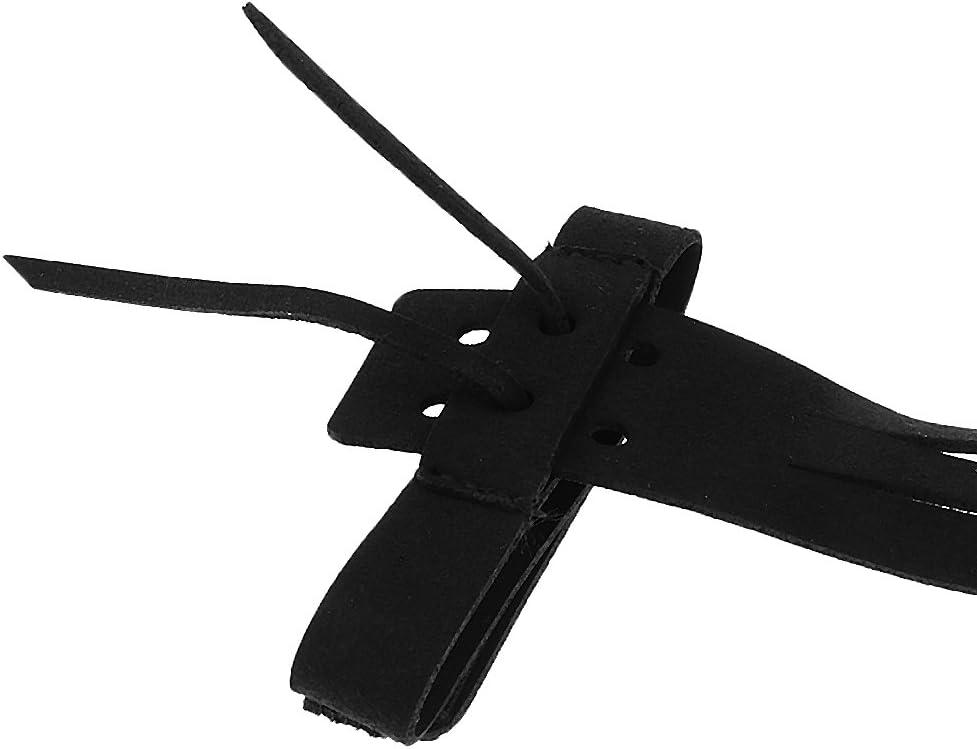 Deportivo Guante Protector de Flecha Tiro con Arco 3 Dedos