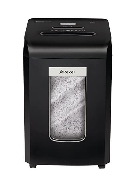 b56ca6121d54 Rexel Promax RSX1538 2100890A 15 Sheet Manual Cross Cut Shredder for Small  Office Use (Up