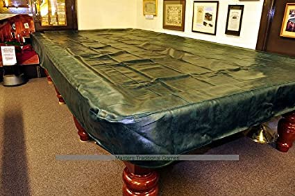 Peradon Fitted Heavy Duty Table Cover For 12 Foot Snooker Table