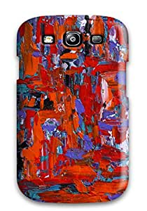 Garrison Kurland's Shop Best 9728067K68991253 Faddish Abstract Painting Case Cover For Galaxy S3