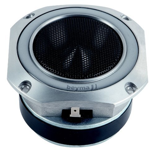 Beyma Ast22 4 Inch 100 Watt 4 Ohm Compression Bullet Super Tweeter ()