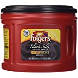 Folgers Black Silk Ground Coffee, 24.2 Ounce Review