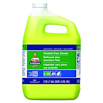 Amazon Com Mr Clean 02621ct Finished Floor Cleaner
