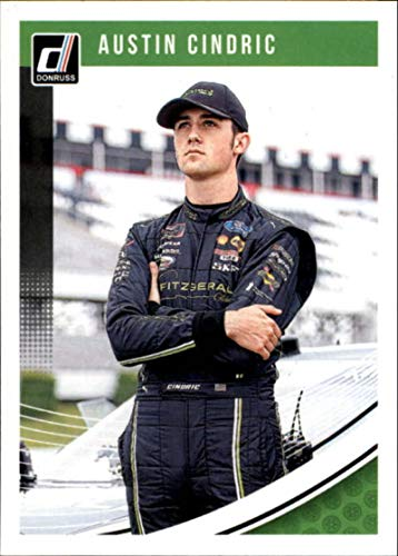 2019 Donruss Racing #26 Austin Cindric Fitzgerald Glider Kits/Team Penske/Ford Official NASCAR Trading Card ()