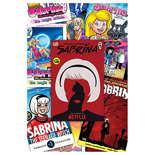 Archie Comics Costumes - Chilling Adventures of Sabrina Horror, Classic