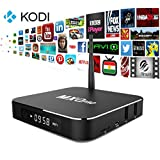 MXQ Pro Android Kodi TV Box 4k Smart TV Tonbux Amlogic S905 Android 5.1 Quad Core Media Player with Fully Loaded Add-ons and Kodi XBMC