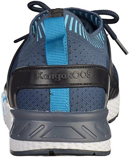 KangaROOS 79013 Hommes Baskets Navy, EU 43
