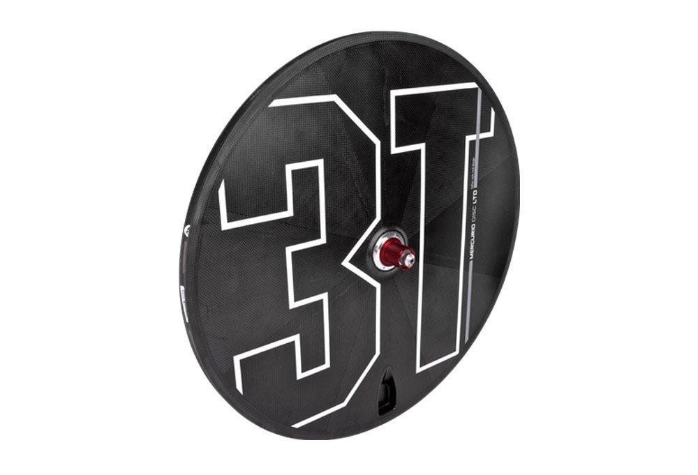 3T Mercurio ディスク LTD ホイール【並行輸入品】+NONOKUROオリジナルグッズ B00LFL5TEK
