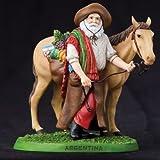Pipka 14033 Argentina Santa Figurine